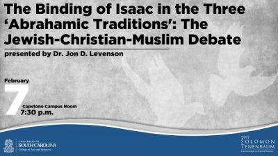 The Binding of Isaac in the Three 'Abrahamic Traditions': The Jewish-Christian-Muslim Debate